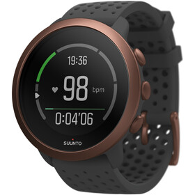 Suunto 3 Sport Watch, graphite copper